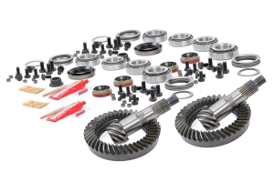 Front & Rear Ring & Pinion Gear Set