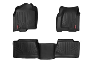 GM Front/Rear Heavy Duty Fitted Floor Mats