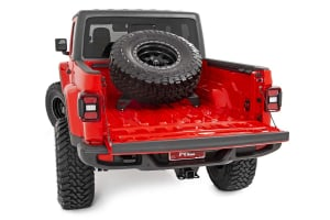 Bed Mounted Tire Carrier (20-21 Jeep Gladiator)