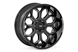 Rough Country One-Piece Series 96 Wheel, 20x10 (6x5.5)