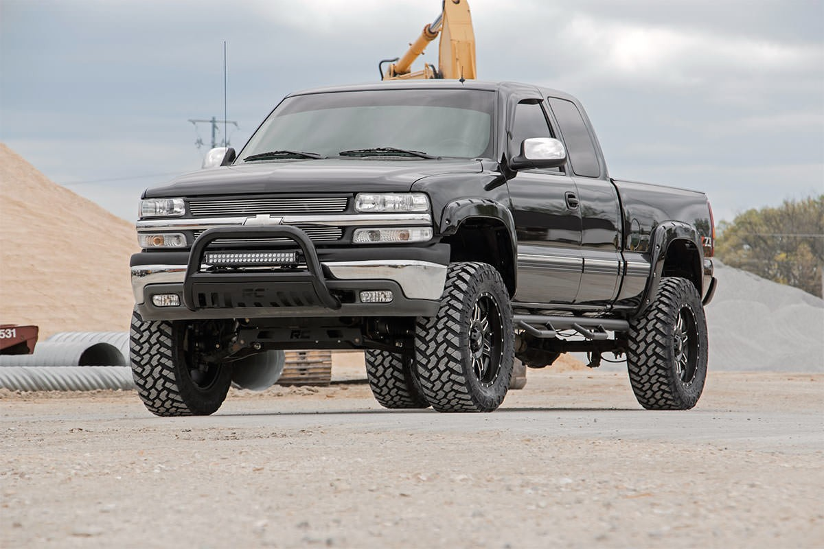 6 Inch Lift Kit For Chevy 1500 4wd >> 6in Suspension Lift Kit for 99-06 Chevy / GMC 4wd 1500 ...