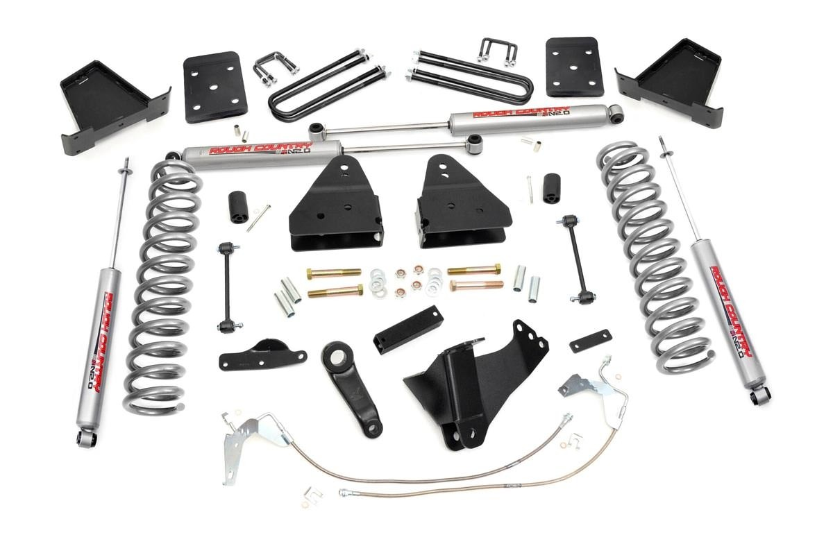Ford 4.5in Suspension Lift Kit [478.20]