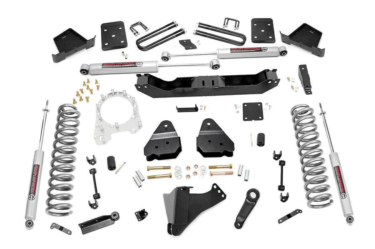 4.5in Ford Super Duty Suspension Lift Kit