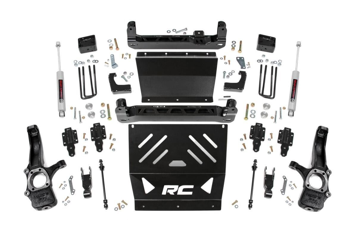 4in Suspension Lift Kit for Canyon/Colorado [252.20]