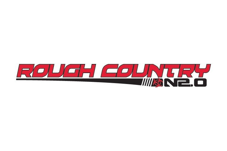 Rough Country N2.0 Shock Decal [82085]