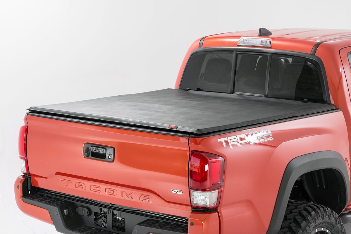 Roll Bar And Bed Cover