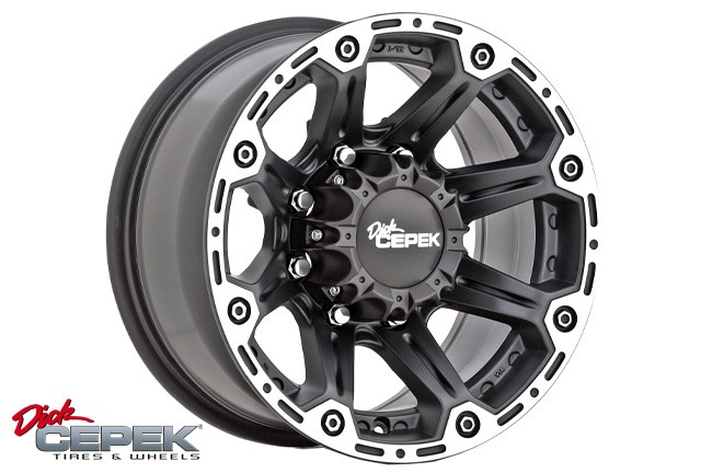 Dick Cepek Torque Wheel (Black)