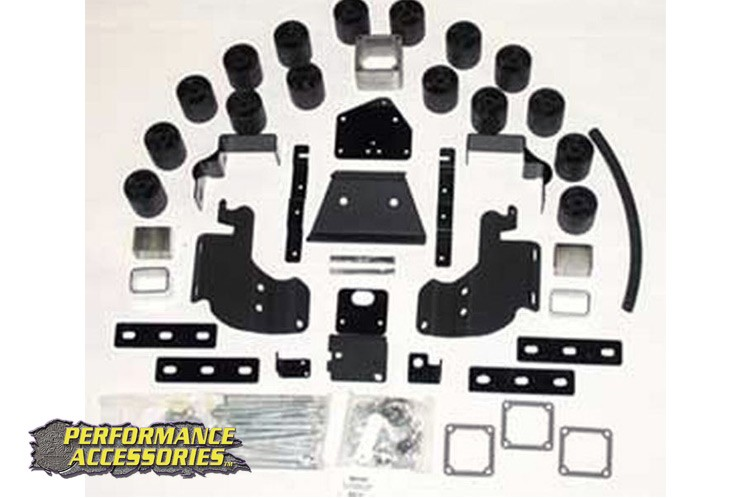 3in Body Lift Kit (Diesel)