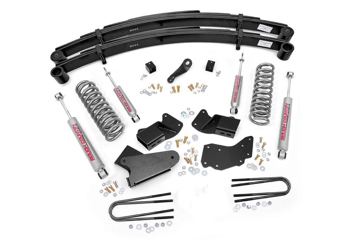 4in suspension lift system for 90 94 ford 4wd explorer 440 20 rh roughcountry com