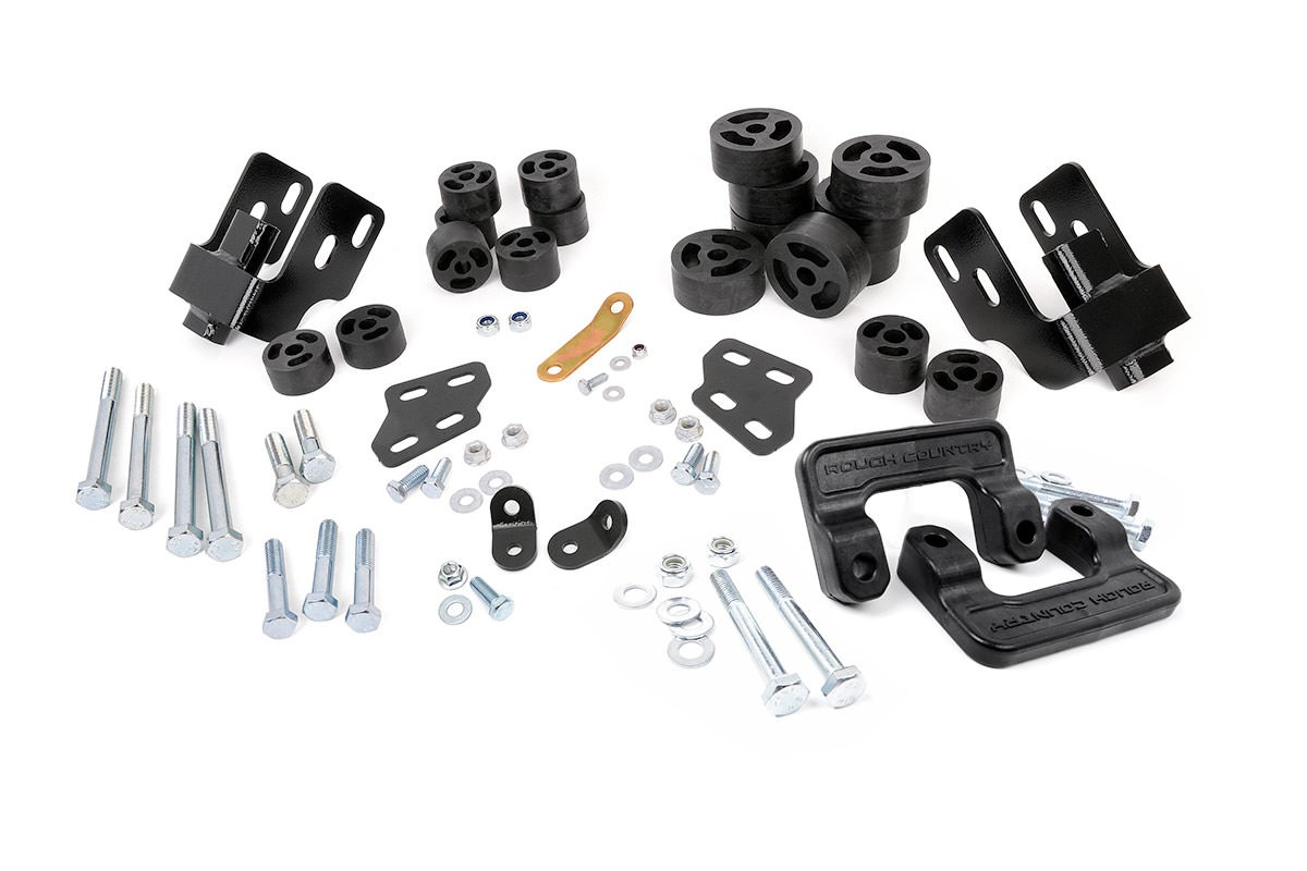 GM 3.25in Combo (Body/Suspension) Lift Kit