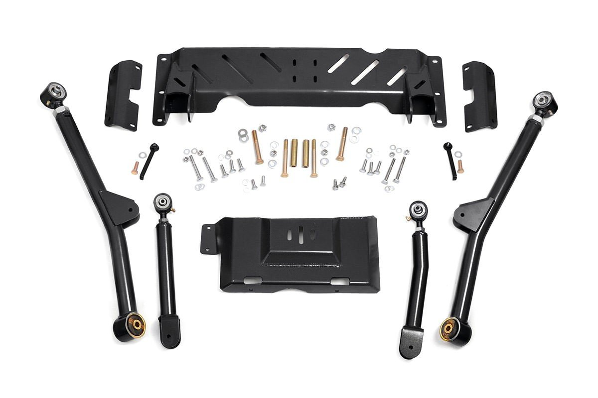 Jeep XJ 4-6in Long Arm Upgrade Kit
