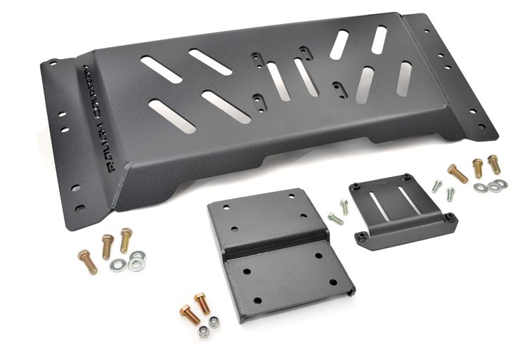 Jeep TJ High Clearance Skid Plate [1120]