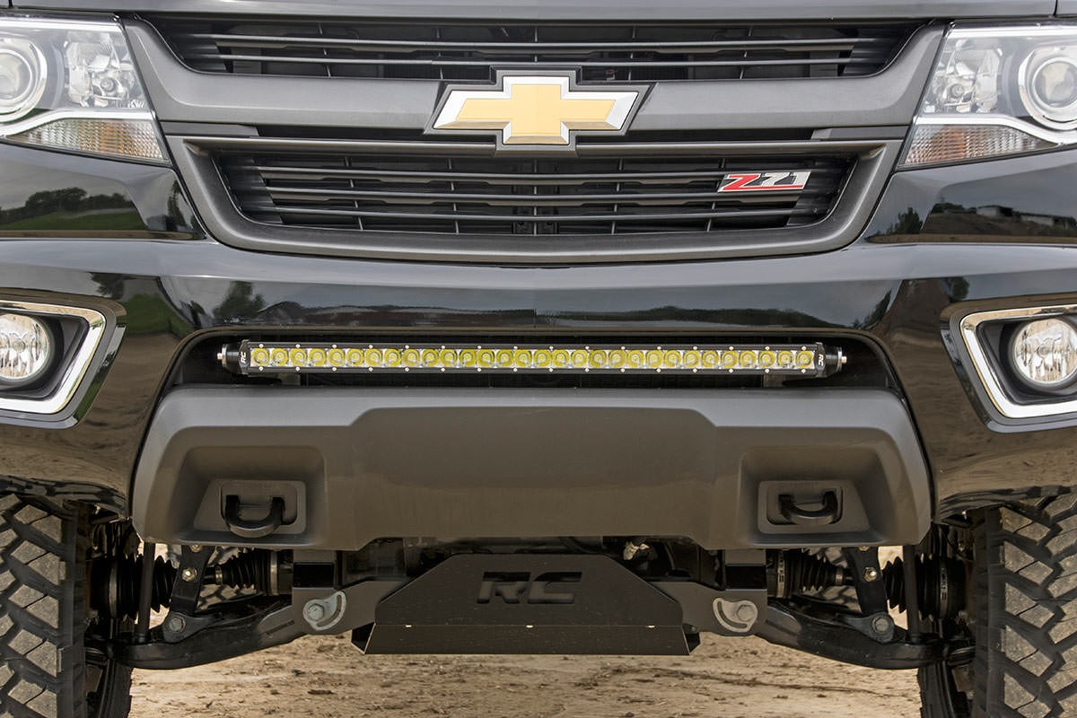 Colorado/Canyon 30 Inch LED Hidden Bumper Mounts [70536]