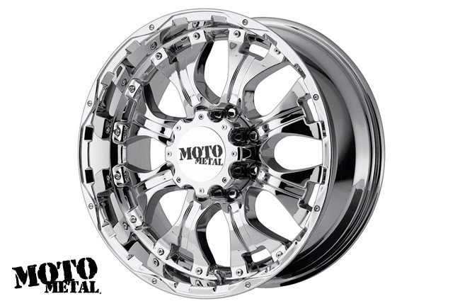 Moto Metal MO959 Wheel (Chrome) [MO95921050212N]