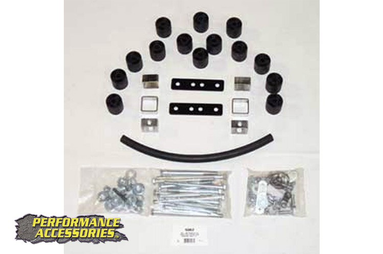 2in Body Lift Kit (Extra Cab/Man Trans)