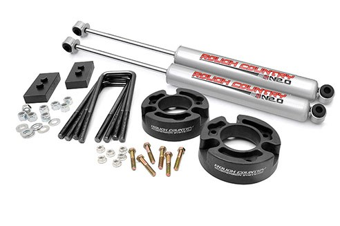 04-08 Ford F-150 2.5in Leveling Lift Kit w/N2.0 Shocks [570.20]